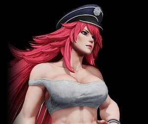 gaming, poison, and street fighter image