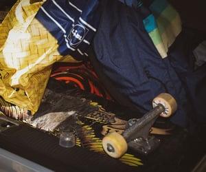 Road Trip, skate girl, and skate image