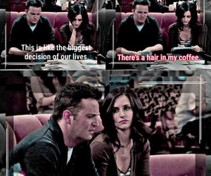monica geller, series, and tv show image