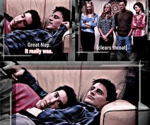 joey tribbiani, series, and tv show image