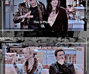monica geller, phoebe buffay, and season 8 image