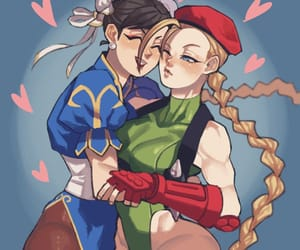 Chun-li, wlw, and gay image