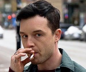 smoking, tv show, and shameless image
