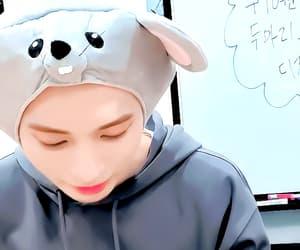 gif, taehyun, and cute image
