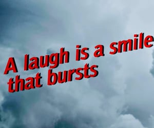burst, quotes, and smile image