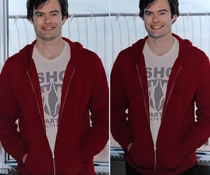 beautiful, Bill Hader, and celebrity image