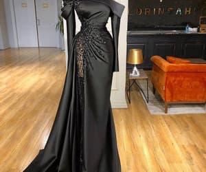 robe de soirée, modest evening dresses, and mermaid evening dress image
