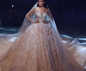 luxury wedding dresses, boho wedding dress, and wedding dresses for bride image