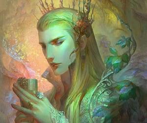 art, digital, and fantasy image
