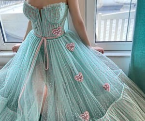 prom gown, elegant prom dresses, and unique prom dresses image
