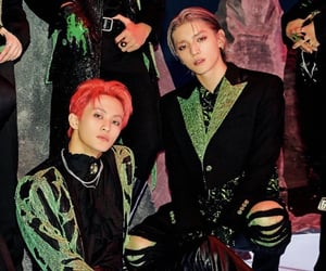 mark lee, nct 127, and nct 2020 image