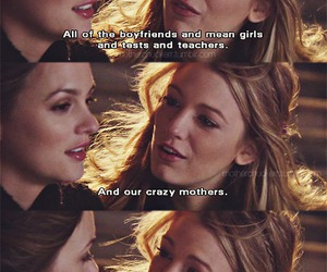 blake lively, leighton meester, and tumblr image