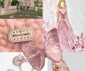 aesthetic, aurora, and butterflies image