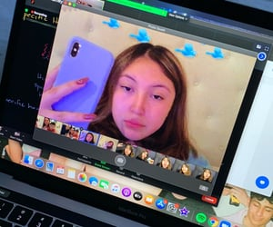 icons, openrp, and macbook selfie image