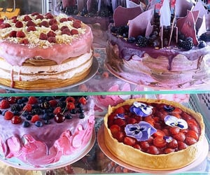 bakery, baking, and berries image