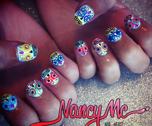 cute nails image