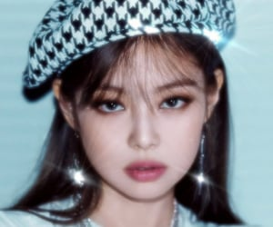 aesthetic, icon, and jennie image