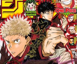 jujutsu kaisen, anime, and manga image