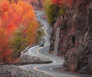 autumn, travel, and instagram image