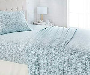 bed, design, and homedesign image