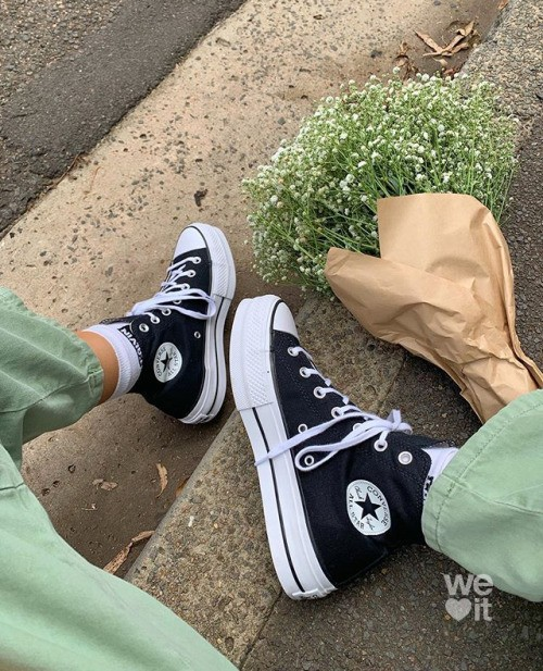 accessories, converse, and food image
