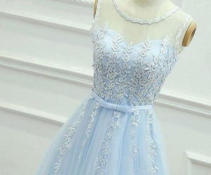 cocktail dress, style, and homecoming dress image