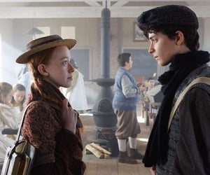 anne with an e, anne shirley, and shirbert image