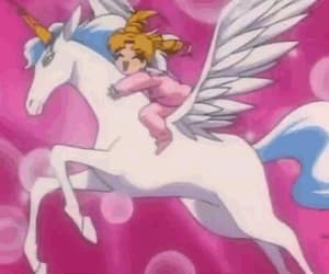 aesthetic, usagi, and anime image