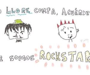 rockstar and español image