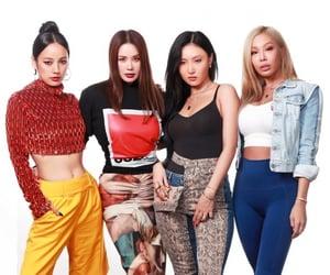 blue, fashion, and hyejin image