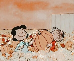 animation, autumn, and fall image