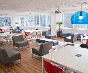 office space, coworking, and shared workspace image