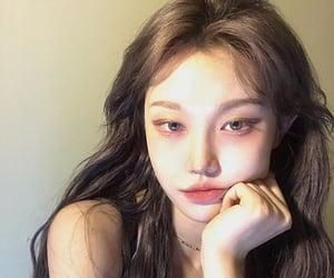 aesthetic, korean girl, and asian girl image