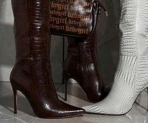 baby girl, bad girl, and boots image