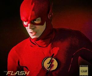 flash, love, and barryallen image