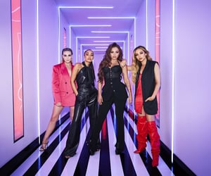 little mix, aesthetic, and girl image