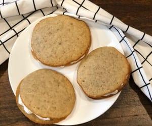 Cookies, yum, and banana bread cookies image