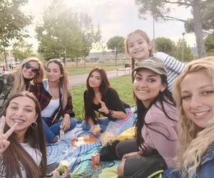 familia, hijas, and feliz image