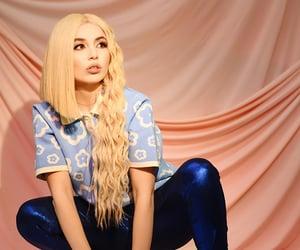 blonde, torn, and singer image