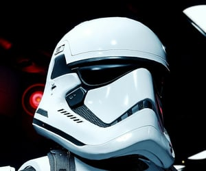 star wars, stormtrooper, and first order image