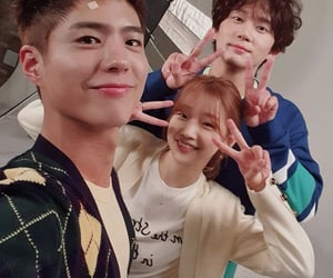 park bo gum, kdrama, and record of youth image