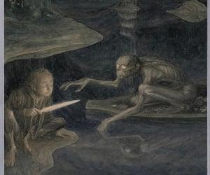 books, the hobbit, and bilbo baggins image