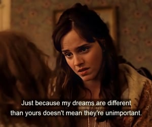 quotes, dreams, and emma watson image