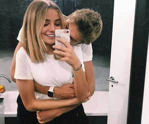couple, Relationship, and relationship goals image