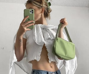 accesories, body, and green image