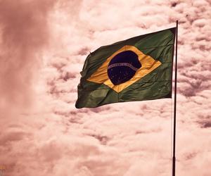 brazil, brasil, and flag image