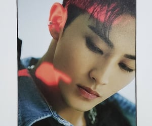 kpop, mark lee, and scan image