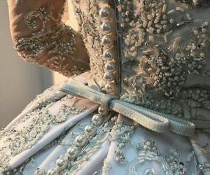 beads, corset, and fairytale image