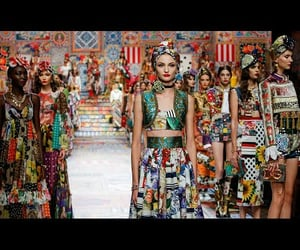 D&G, video, and Dolce & Gabbana image