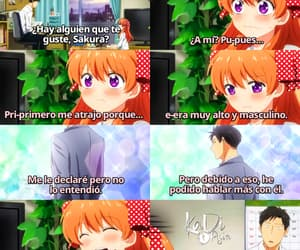 anime, chiyo sakura, and anime frases image